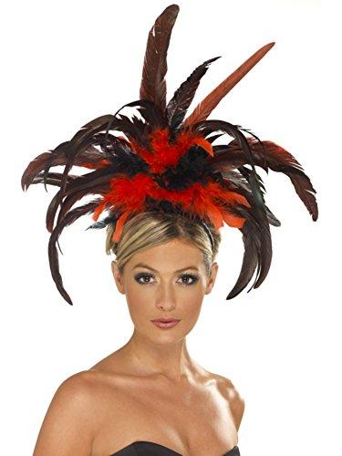 - Smiffys Burlesque Headband