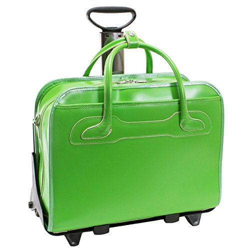 mcklein-usa-willowbrook-w-series-17-rolling-briefcase-for-women-in-green