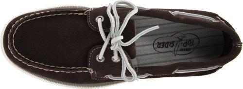 Sperry Sperry A/O 2-Eye Suede grey 0179234 - Zapatos de ante para hombre Gris (Grau (Grey))