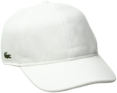 Lacoste Men s Pique Cotton Cap at Amazon Men s Clothing store  1d38c7b01dec