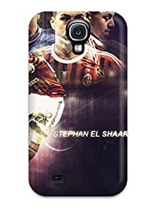 nazi diy 7490919K58255945 Awesome Design Stephan El Shaarawy Hard Case Cover For Galaxy S4