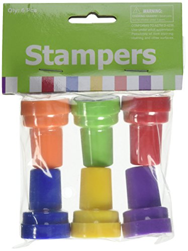 Fun Express Paw Print Stampers