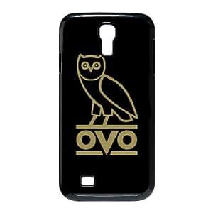 Samsung Galaxy S4 9500 Cell Phone Case Black Drake Ovo Owl uiim