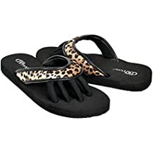 Super Light Pedi Couture Brand Pedicure Sandals For Women With Toe Separator (Multiple Colors and Sizing Available)