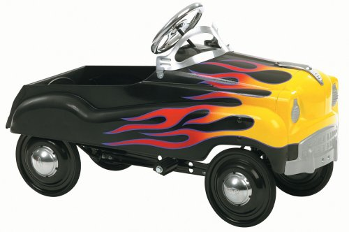 InSTEP 14-PC600 Hot Rod Pedal Car