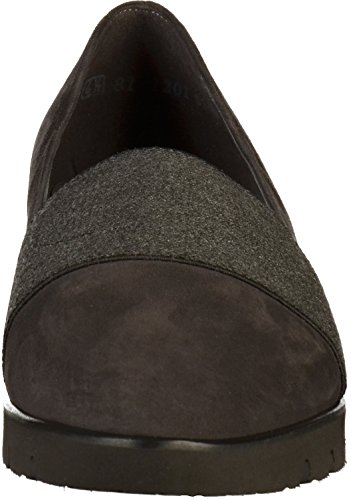 Suede 20215 Peter Carbon Femmes Kaiser Derbies czvPP4Sq