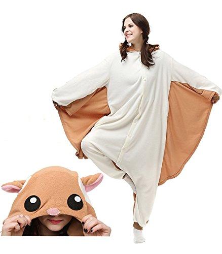 ElfZ Adult Animal Onesie Pajamas Cosplay Costume Unisex