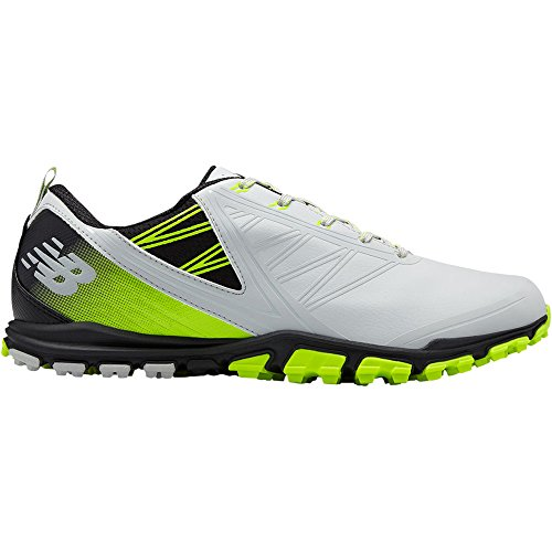 New Balance Men's Minimus SL Waterproof Spikeless Comfort Golf Shoe (Best Support Golf Shoes)