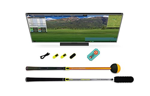 Tittle X Trugolf E6 Edition Premium Golf Simulator - Home Golf Simulator...