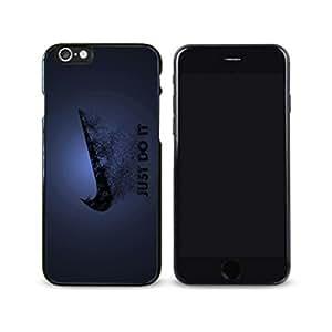 Just Do it Nike logo image Custom iphone 6 - Individualized Hard Case