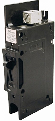 Magnum Energy BR-DC100-BM DC Load Breaker 100A Back Mount, Have a slotted mounting bracket to allow them to be easily mounted to the back panel inside in the MP (Magnum Panel) and MMP (Mini Magnum Panel) system enclosures