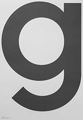 ポスター PLAYTYPE G-GREY 01-0005 B06Y2W2NTP