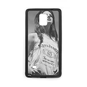 Chinese Lana Del Rey Custom Case for Samsung Galaxy Note 4,personalized Chinese Lana Del Rey Phone Case