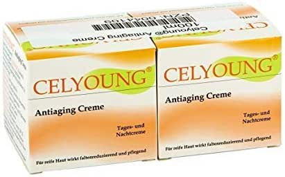 Celyoung Antiaging Creme 100 ml - Anti-Ageing Products- Personal Care & Skin Care -Treatments & Masks - Germany