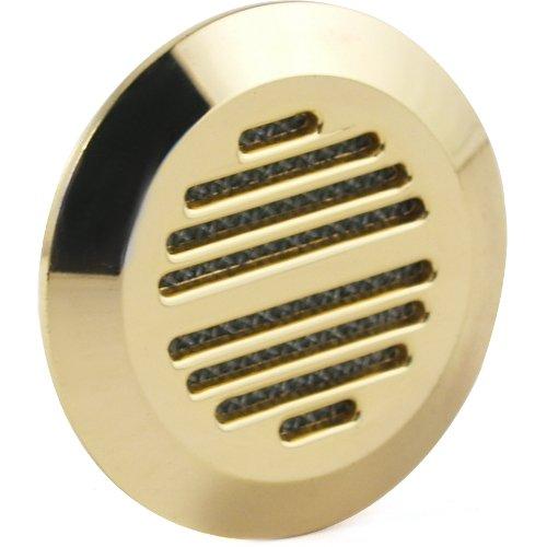Kingstar Round Brass Analog Humidifier