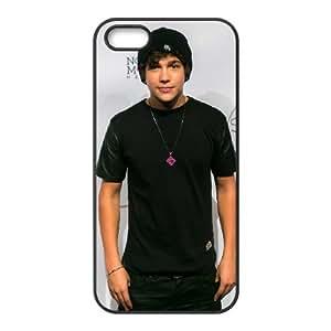 DIY Stylish Printing Austin Mahone Cover Custom Case For iPhone 5, 5S MK1Q853138