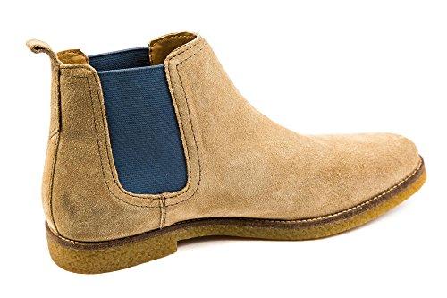 Tuape Ferdinand Shoes Pop London Suede Mens Base ExXagPn