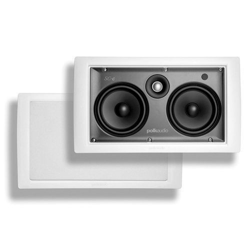 POLK AUDIO SC C In-Wall Speaker Home Audio Crossover, White (AW0355-A) by Polk Audio
