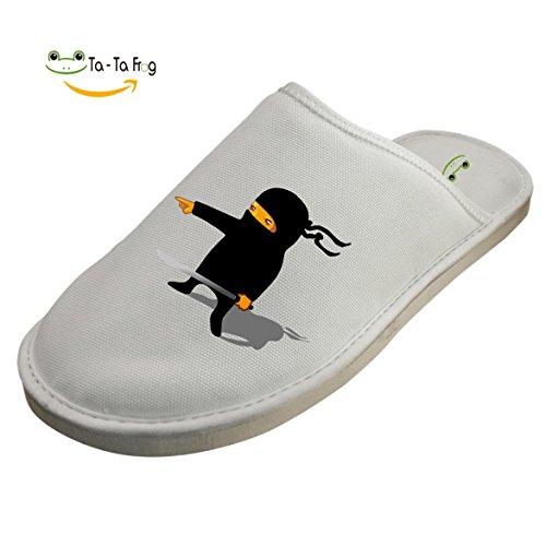 mens ninja slippers - 2