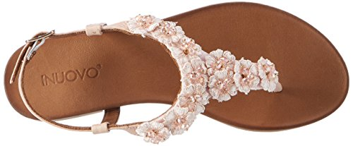 Inuovo Ladies 7255 Toe Separator Pink (blush)