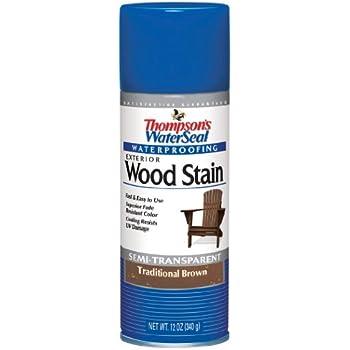 Minwax 32110000 Wood Finish Penetrates Stains Seals Aerosol Spray 11 5 Ounce Provincial