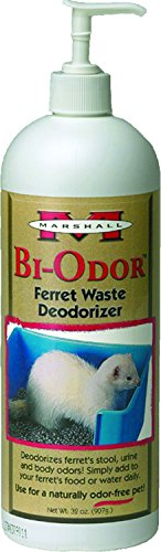 GoodBye Odor for Ferrets, 32 Ounce (Ferret Care)