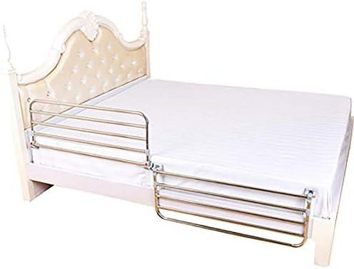 調節可能なベッドのために高齢者のためのRailsベッド、ホームベッド手すり&アシストハンドル折り畳みダウンハンディキャップグラブホームサポート