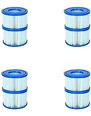 Bestway Filter VI Patroon Lay Z Spa Miami Vegas Monaco BW58323 ErSTZT 58239-8 = 4 dubbelpak