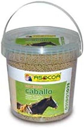ASOCOA ESTCAB - Estiércol de Caballo Cubo 750 g.