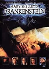 Robert De Niro, Kenneth Branagh, Tom Hulce, Helena Bonham Carter, Aidan Quinn, Ian Holm and John Cleese star in Branagh's acclaimed adaptation of Mary Shelley's Frankenstein. True to the original, here is the story of a young doctor whose obs...