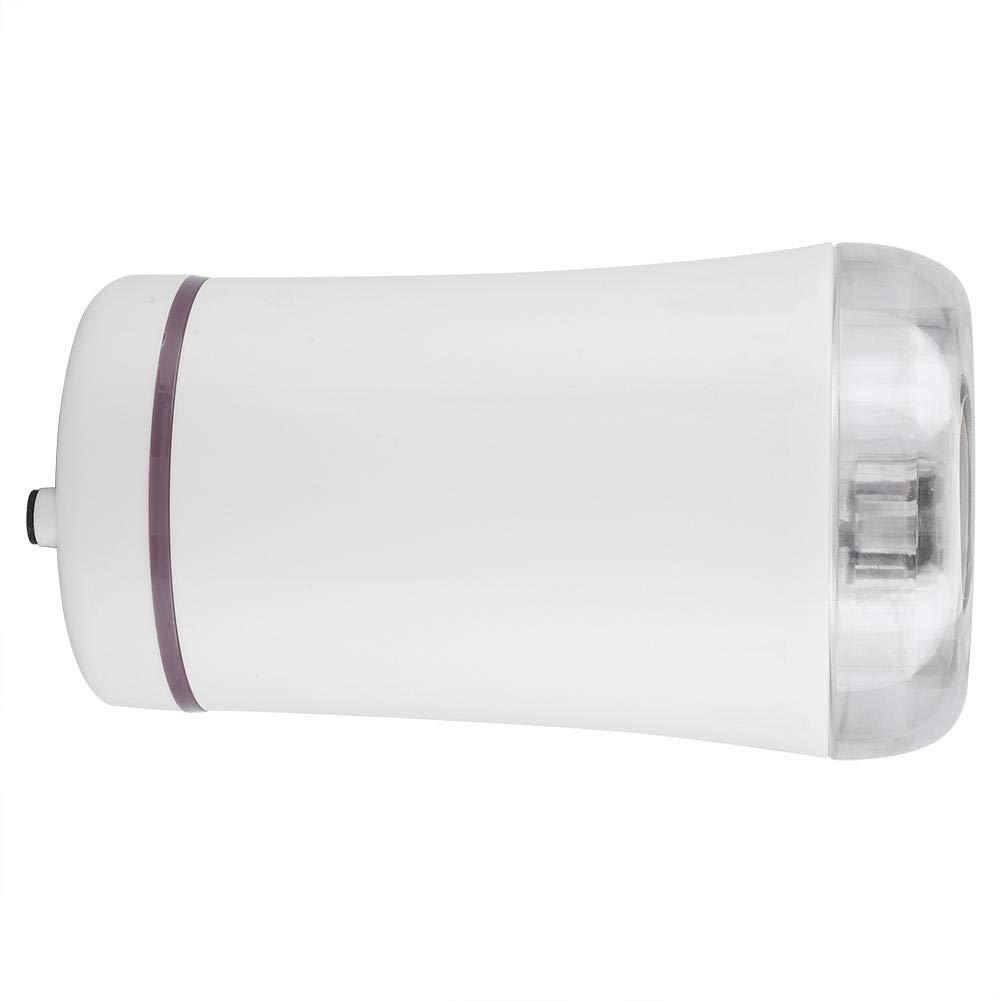Sugoyi M/áquina de caf/é m/áquina de moler caf/é en Grano para moler caf/é el/éctrico Enchufe de la UE 220-240V Blanco