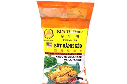 Bot Banh Xeo (Saigon Pan Cake Flour Mix) - 12oz [Pack of 3]