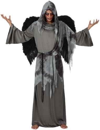 Atosa 14936 Disfraz angel negro adulto M-L, talla hombre: Amazon ...
