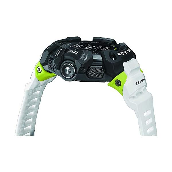 Casio G-Shock G-Squad GBD-H1000-1A7ER - Reloj, 2020 8