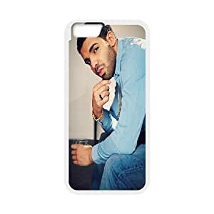 Handsome Drake Case Cover For Apple Iphone 5C Unique, Case Cover For Apple Iphone 5C for Men for Guys with White