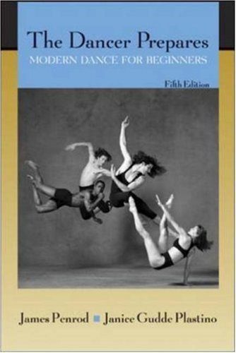 The Dancer Prepares: Modern Dance for Beginners by McGraw-Hill Education