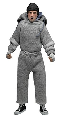 NECA 7-Inch Classic Video Game Appearance Rocky Action Figures by NECA