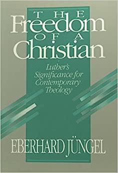 eberhard jungel theological essays Theological essays ii has 2 ratings and 0 reviews covering the major topics in christian dogmatics and philosophical theology, this work includes a comp.