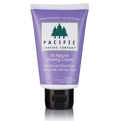 Pacific Shaving Company Natural Cream
