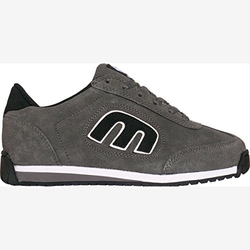 Etnies Lo Cut II LS Shoes UK 8.5 Grey Black White