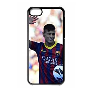 iPhone 5C Phone Case Black Neymar KQ9001108