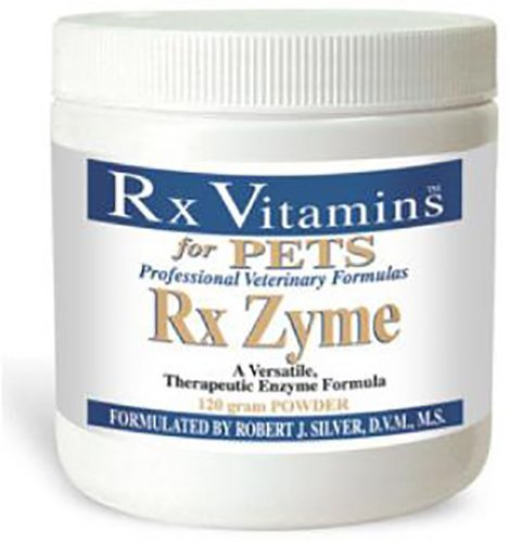 Rx Vitamins for Pets, RX Zyme 120gram POWDER