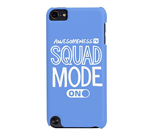 AwesomenessTV: Squad Mode iPod Touch 5G Cornflower blue Barely There Phone Case Case Mate Ipod Touch