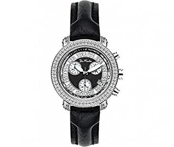 Joe Rodeo Diamant Damen Uhr - PASSION silber 0.6 ctw
