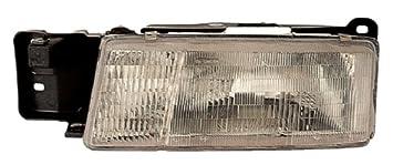 Eagle Eyes GM054-B001L Chevrolet Driver Side Head Lamp