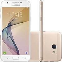 """Samsung Galaxy J5 Prime - Smartphone 5"""", 32GB, Dual Chip, Dourado"""