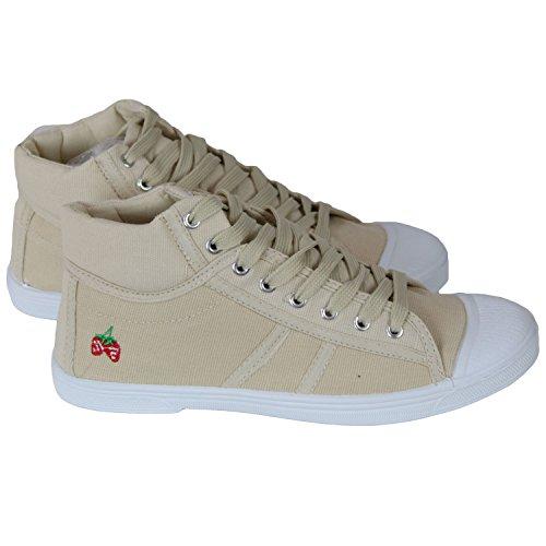 Kebello Sneakers 8003 Beige