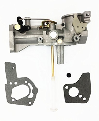 Wilk Carburetor for Fits Briggs & Stratton 498298 Carburetor 495426 692784 495951 With Free Gaskets by Wilk