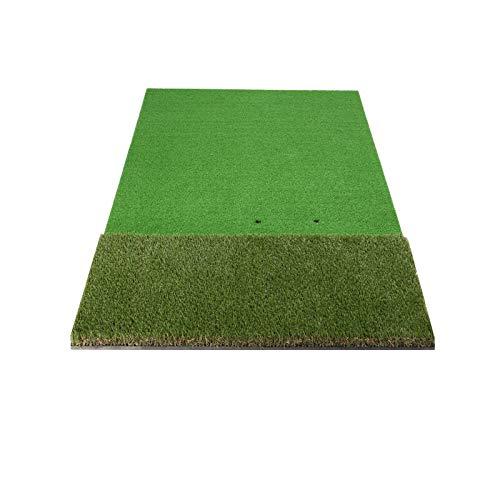 DS-ゴルフマット ゴルフマットバッティングマットスイング練習ブランケット屋内切断練習、肥厚トレーニングブランケット ゴルフ練習マット
