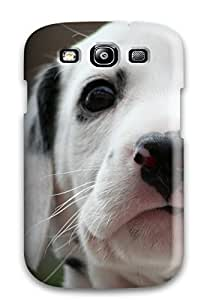 New Premium ZippyDoritEduard Dalmatian Skin Case Cover Excellent Fitted For Galaxy S3